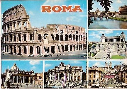 2018 Viaje a Roma