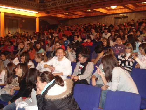 Salida 15 noviembre al teatro _ Depto de Lengua