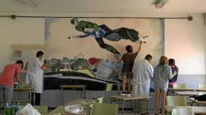 Arte en las aulas IES Guadiana
