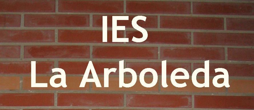 Web del IES La Arboleda