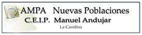 Este es el logo de la Asociacio de Madres y Padres  del colegio