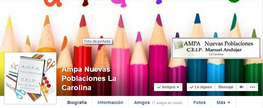 AMPA Facebook
