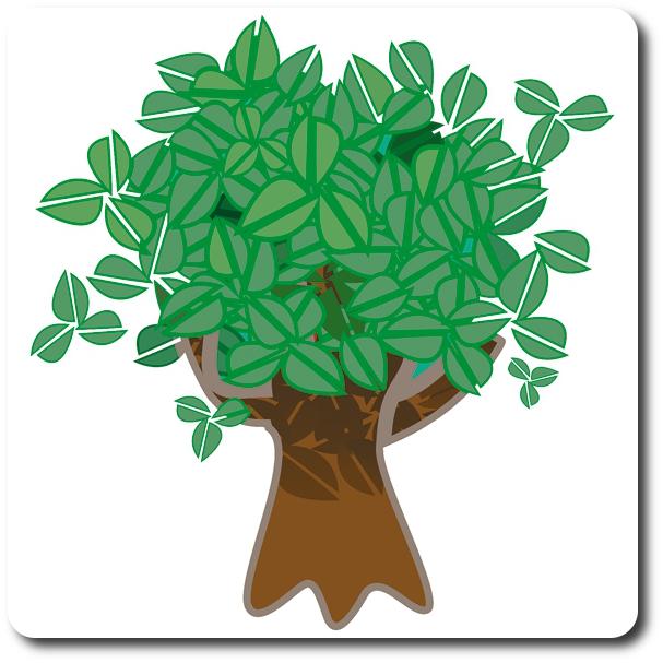 logo crece con tu árbol