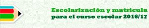 Banner_escolarizacion_16_17