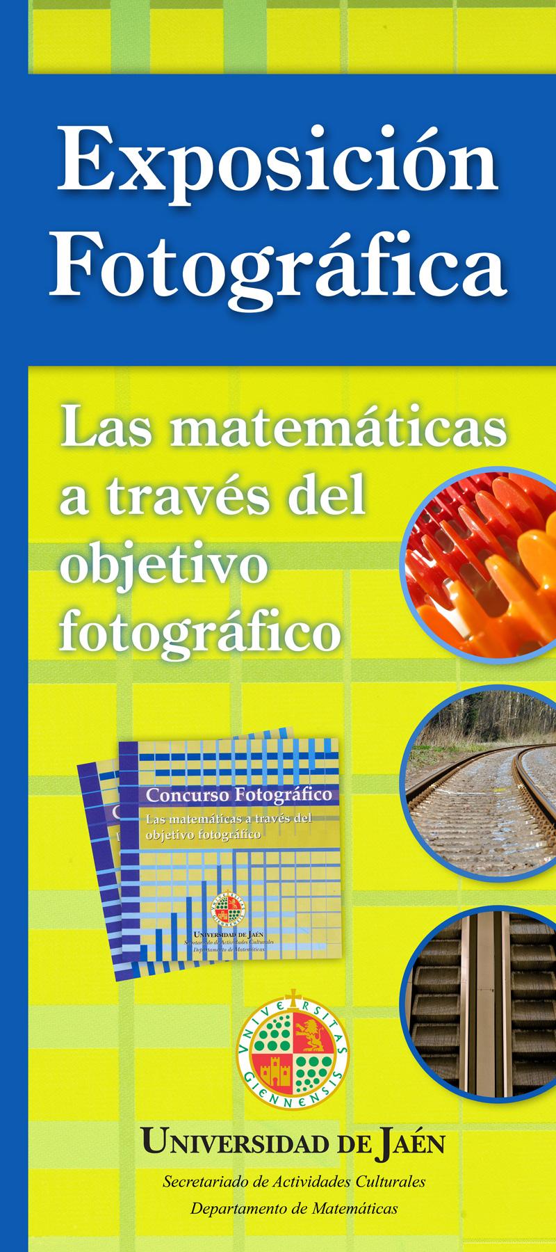 Cartel EsposicionFotografía Matemática