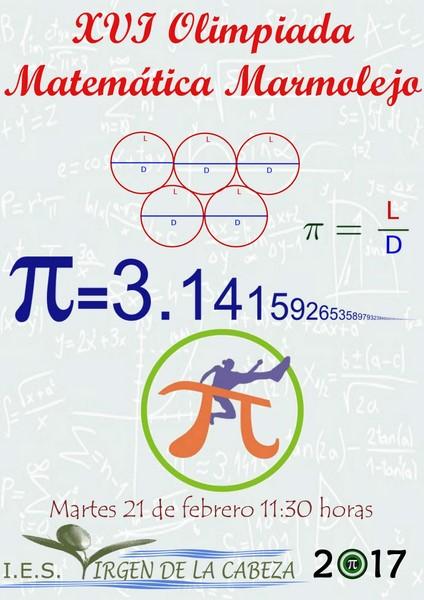 Olimpiada de Matemáticas 2017rr