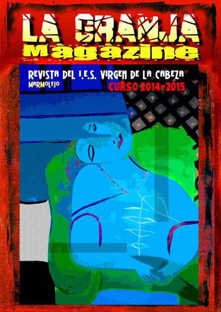 portada Revista curso 2014-2015