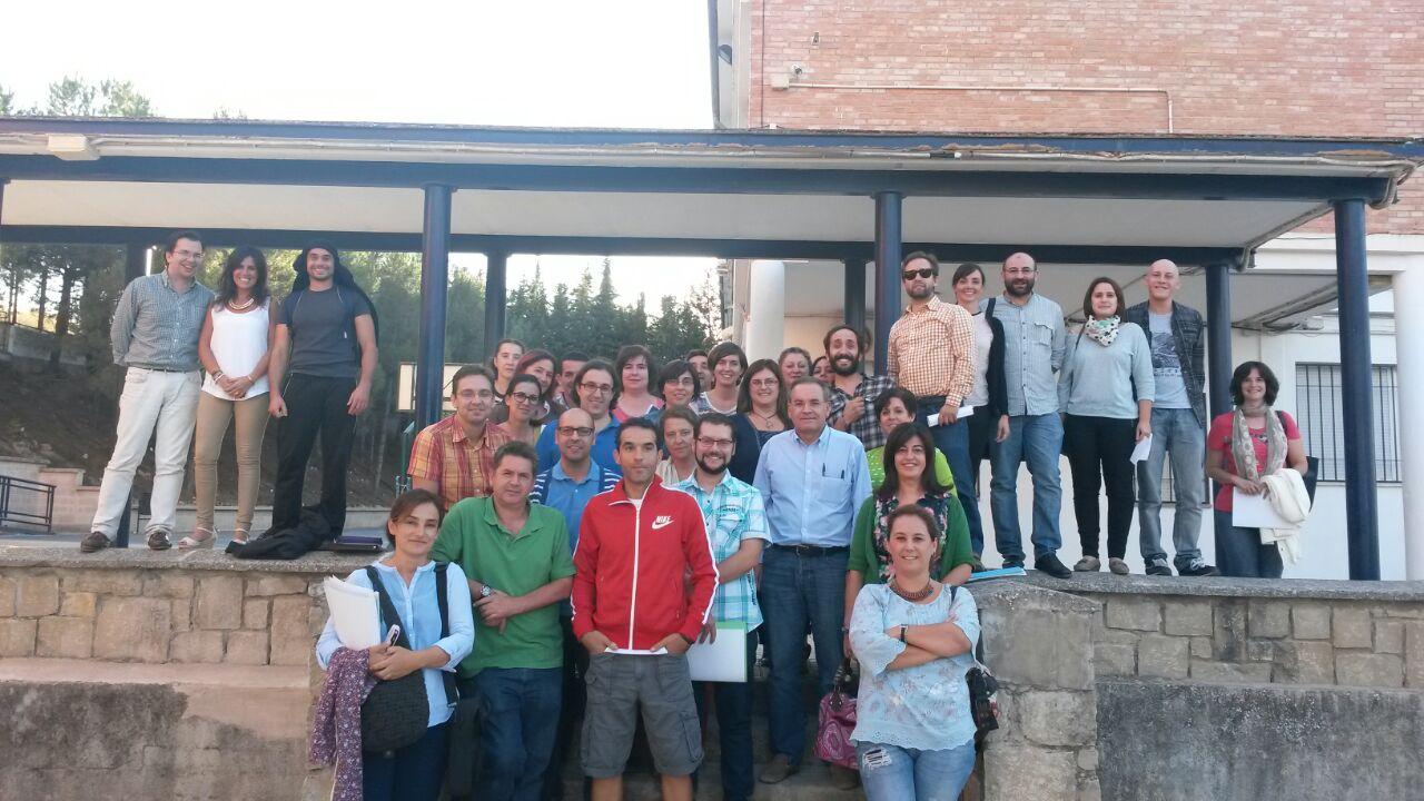 Claustro 2014-15