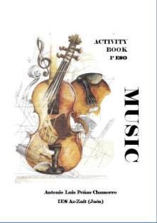 Portada Music Activity Book