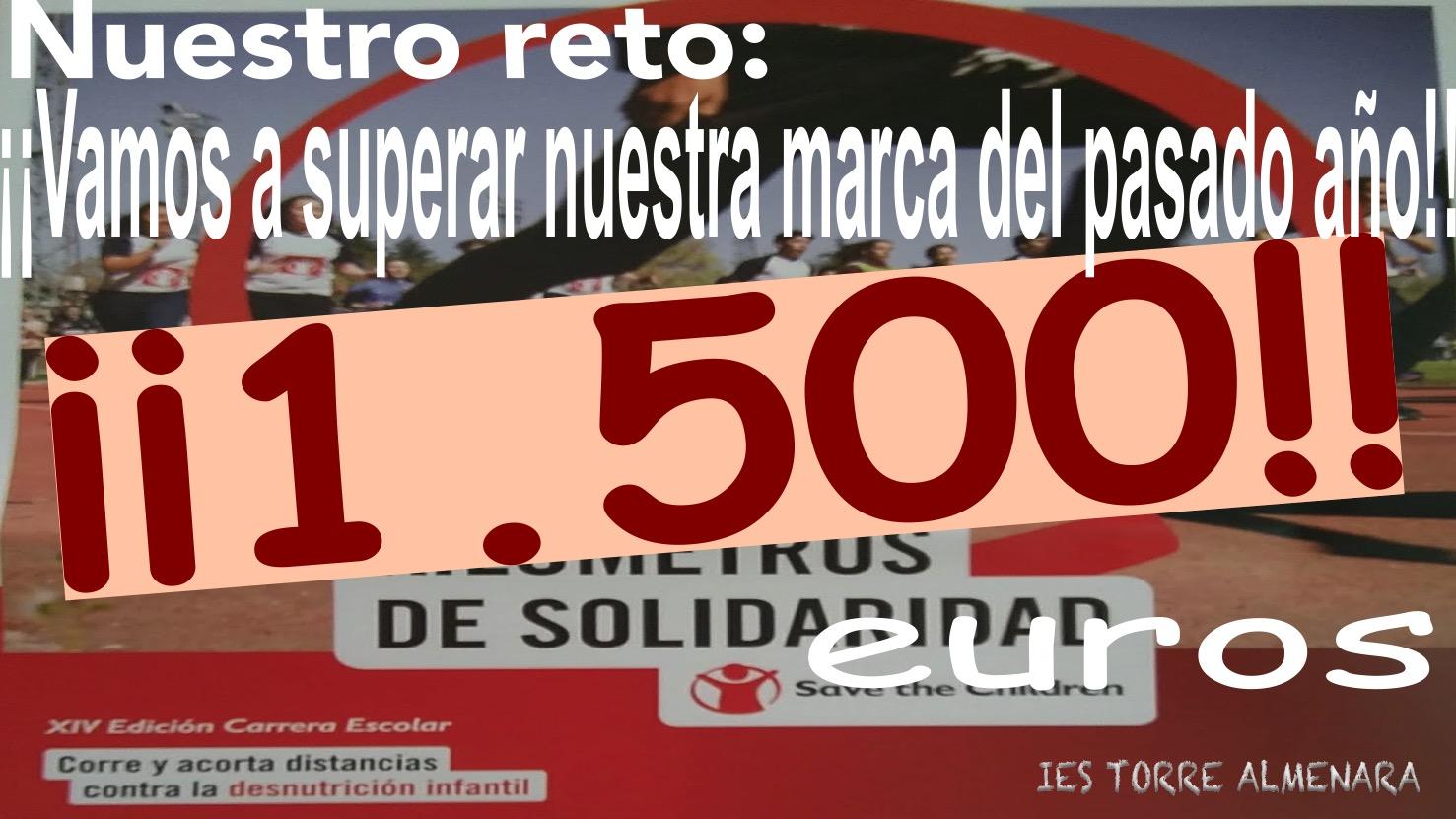 Carrera solidaria 2