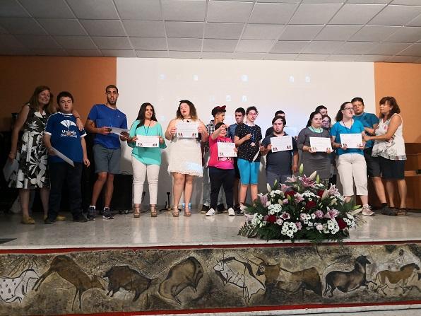 Graduación alumnado de PTVAL