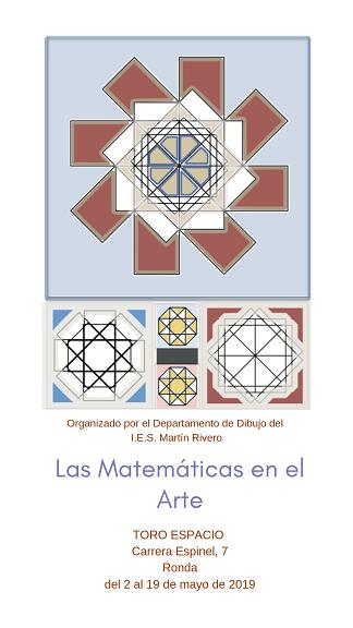Expposición en Toro Space de las matemáticas en el arte
