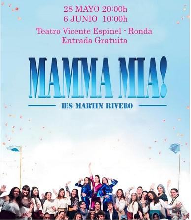 Obra de teatro Mamma mía