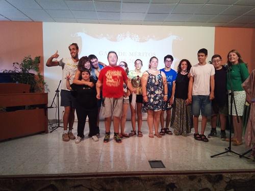 Participantes brazadas solidarias