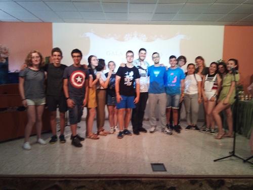 Proyecto solidario alumnos de inglés