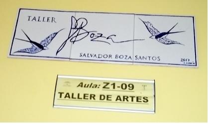 Taller de arte Salvador Boza