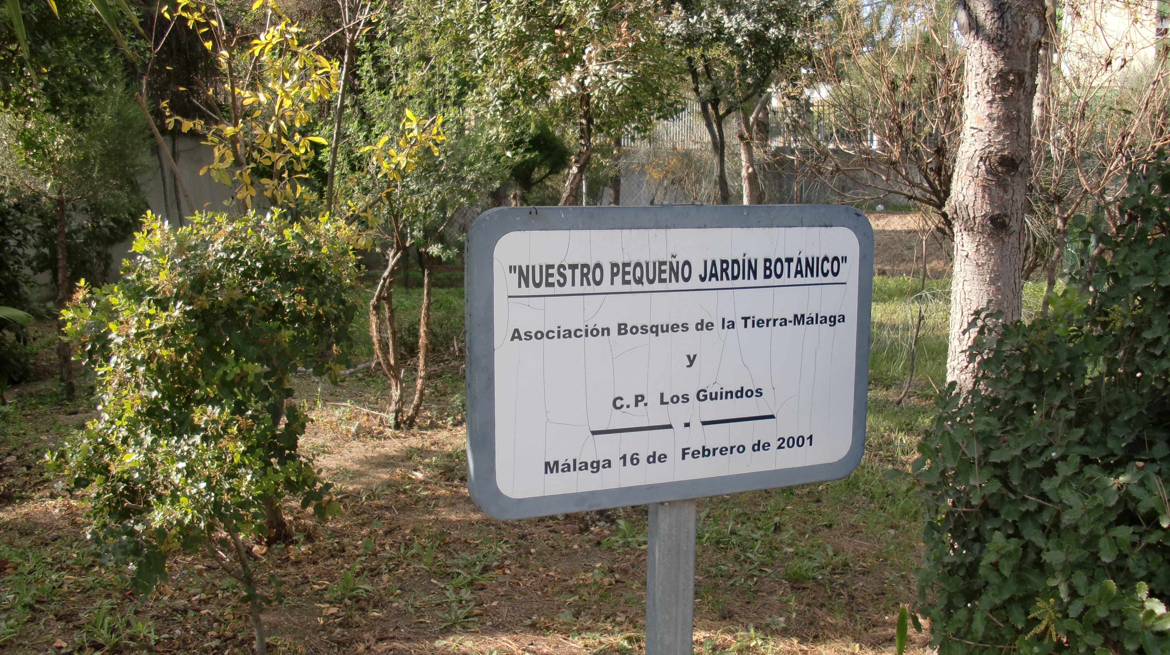 Sitio web de ceip los guindos m laga for Ceip jardin botanico