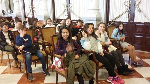 visita 5º ayuntamiento