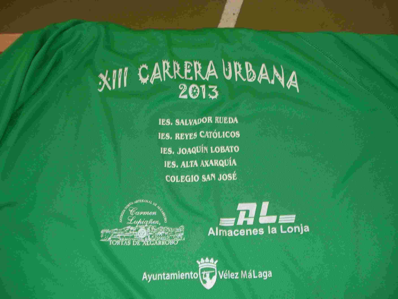 XIII Carrera Urbana