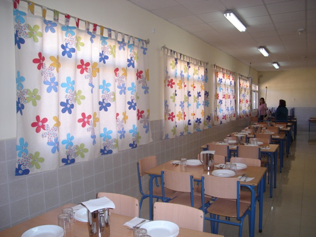 Sitio web de ceip antonio machado for Cortinas para aulas