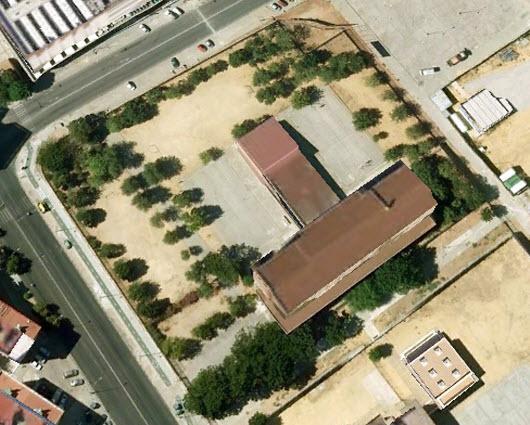 Vista del Instituto en 3D