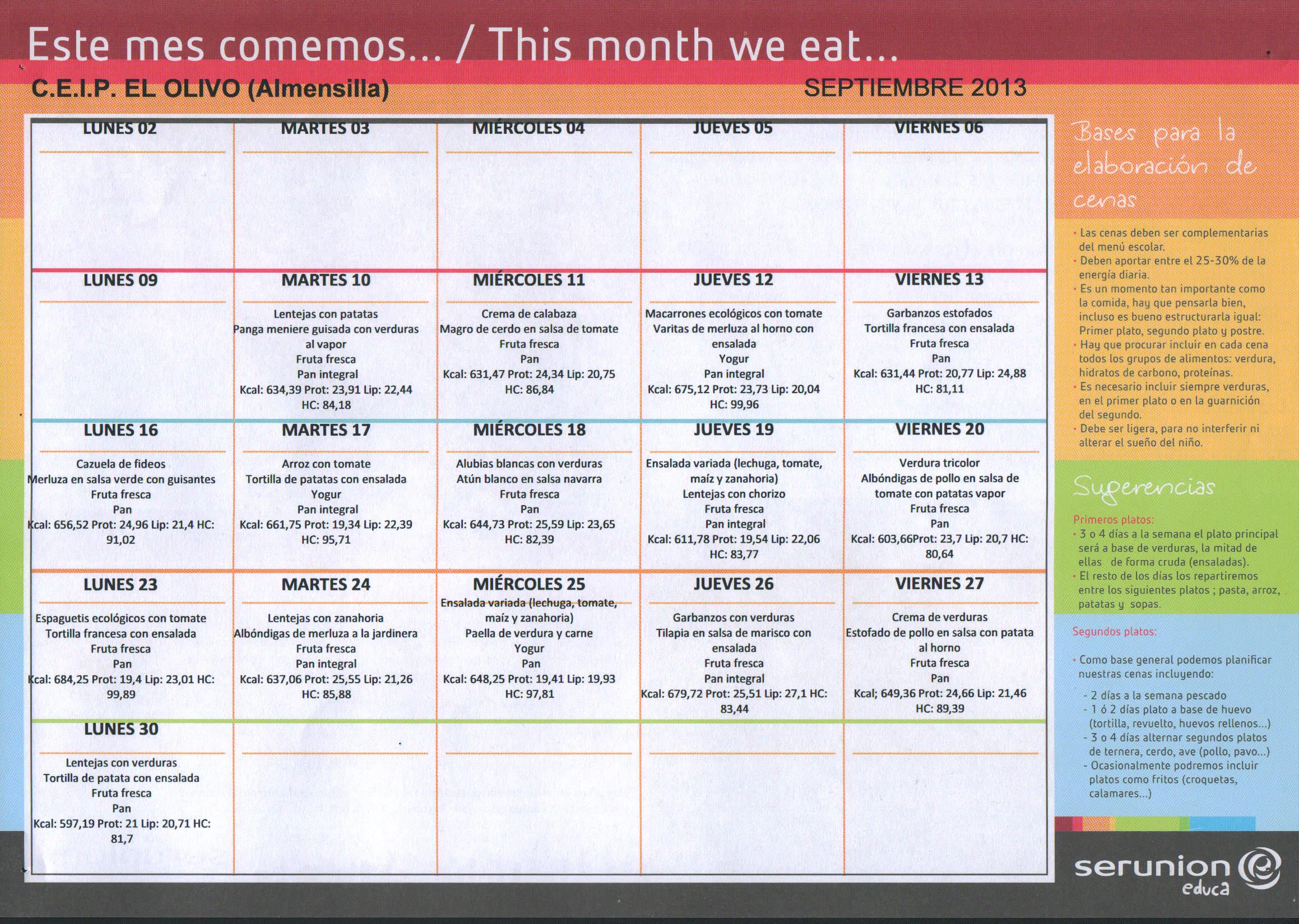 Sitio Web de CEIP EL OLIVO (ALMENSILLA)