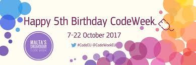 logo de la code week