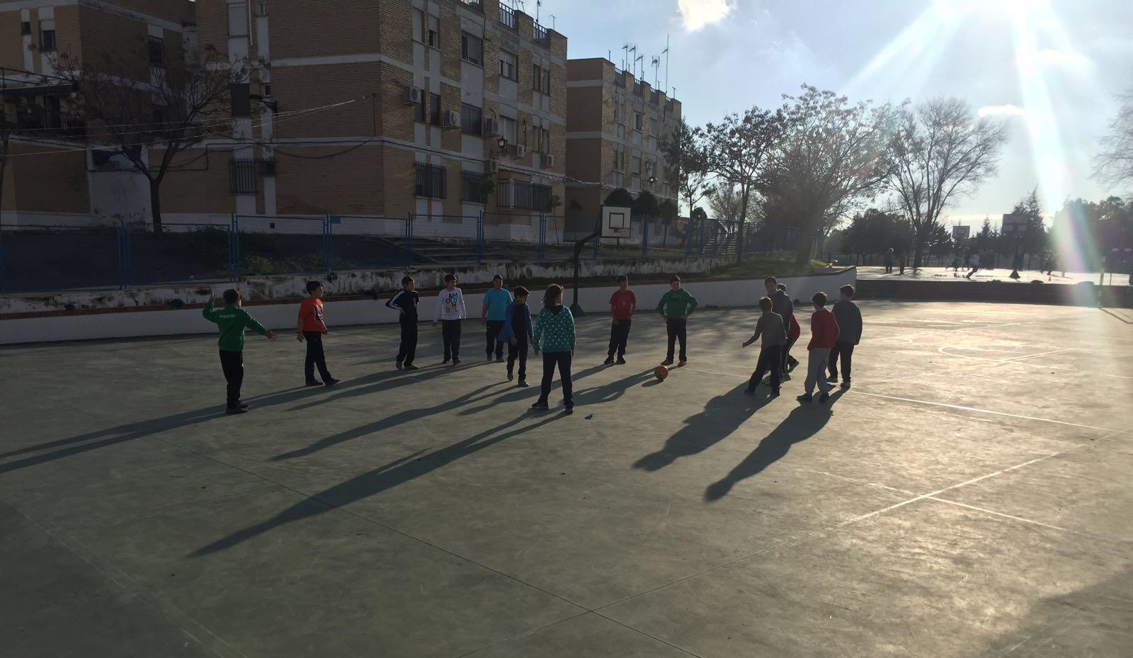 Foto Deporte en la Escuela