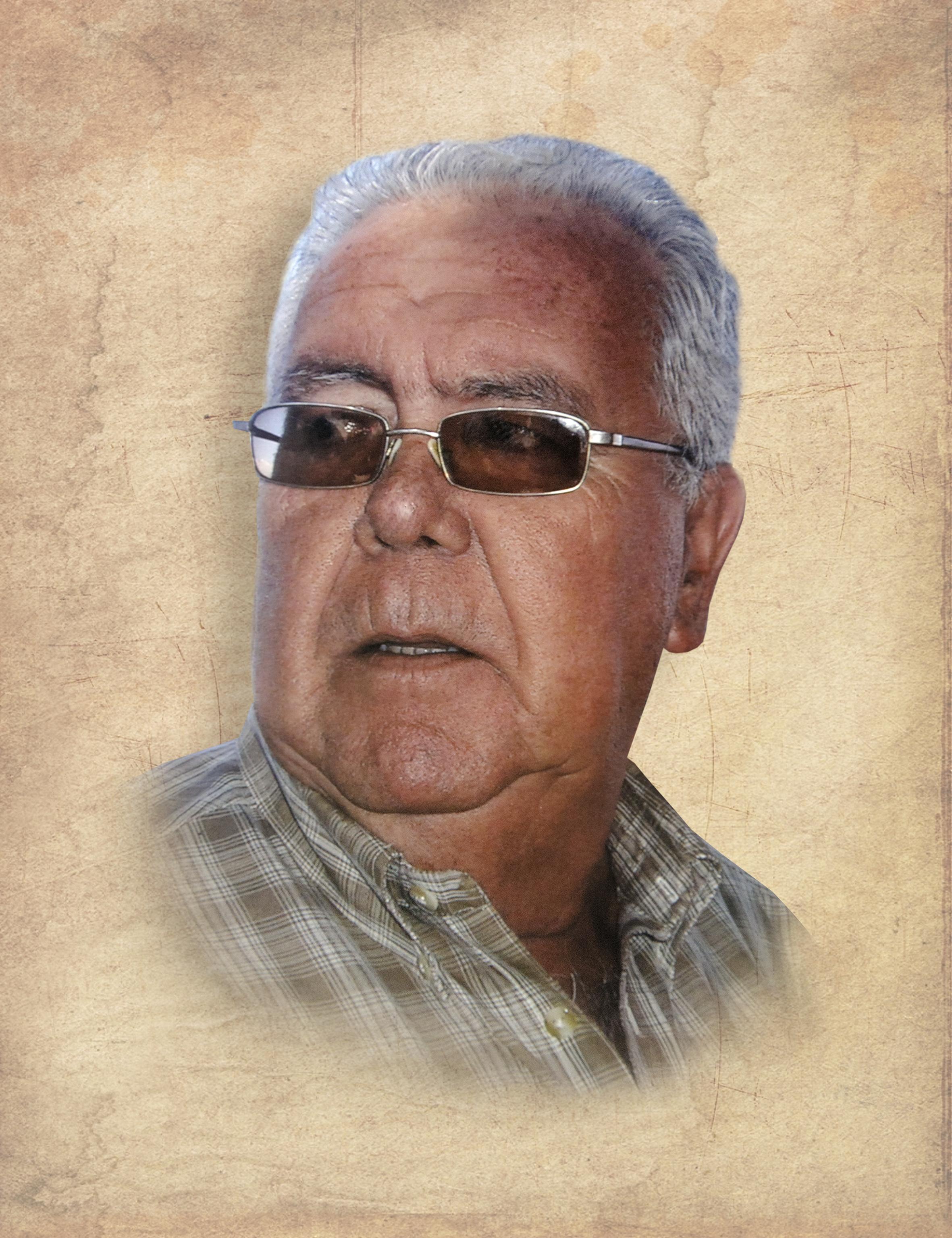 Lienzo Carlos Gutiérrez