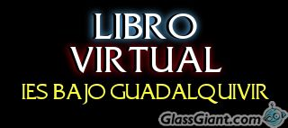 Logotipo del libro virtual del instituto