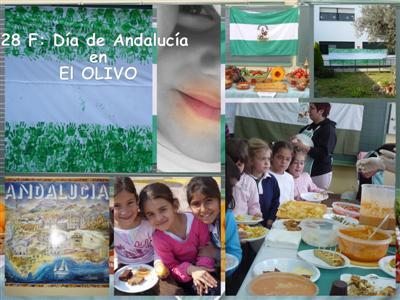 Collage día Andalucía 09