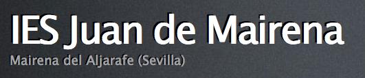 Moodle Centralizada Juan de Mairena