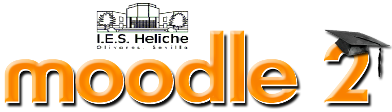 Moodle 2 del IES Heliche