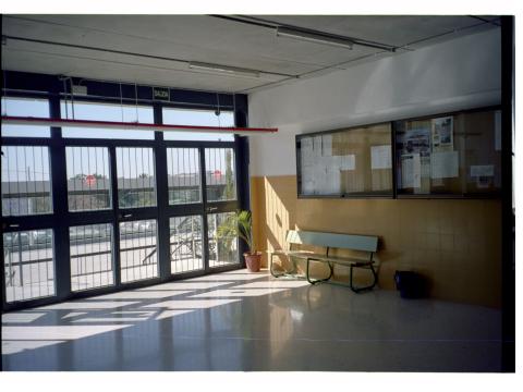 Imagen del hall del Centro
