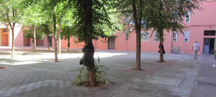 La Junta licita la reurbanización de los Pisos Rosas de Alcalá de Guadaíra con un presupuesto de 247.000 euros