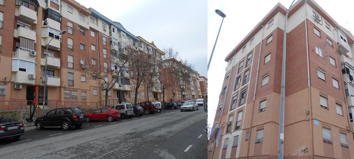 La Junta inicia esta semana las obras en las 284 viviendas públicas en alquiler de Gonzalo de Berceo, en Huelva