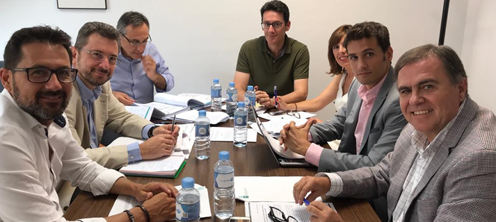 La Comisión de Coordinación de Tecnocasas ratifica los términos de la resolución que permitirá liquidar el convenio