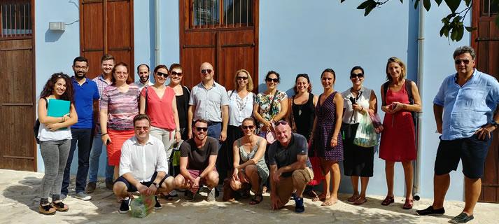 AVRA participa en el II Encuentro Internacional del proyecto europeo VIOLET celebrado en Chipre