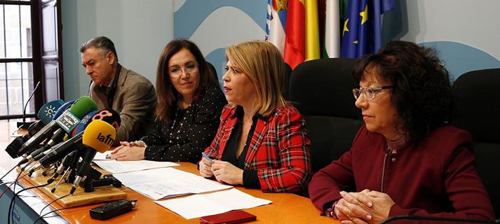 La Junta anuncia que en 2018 se actuará en otros 11 bloques de la barriada de La Constancia, en Jerez de la Frontera