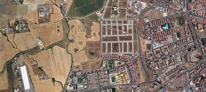 La Junta autoriza la venta directa de tres parcelas al Ayuntamiento de Córdoba para vivienda protegida
