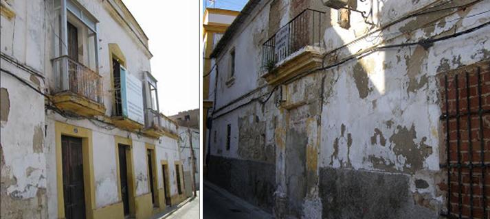 La Junta construirá 5 viviendas en el centro histórico de Jerez tras firmarse un nuevo acuerdo para el Área de Rehabilitación