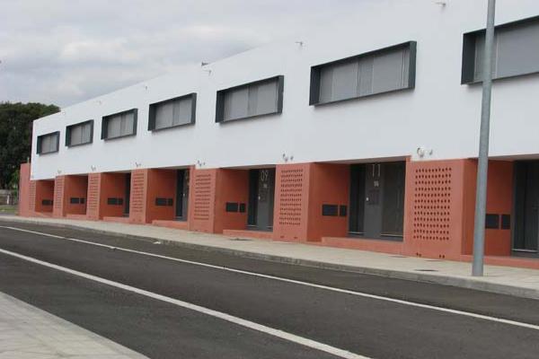 Rehabilitación de El Puche. Almería