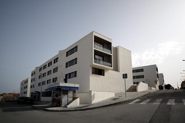 Rehabilitación de la Piñera Alta. Algeciras
