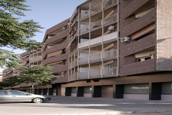 Rehabilitación de Almanjáyar. Granada