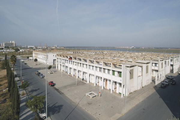 Rehabilitación de Marismas del Odiel. Huelva