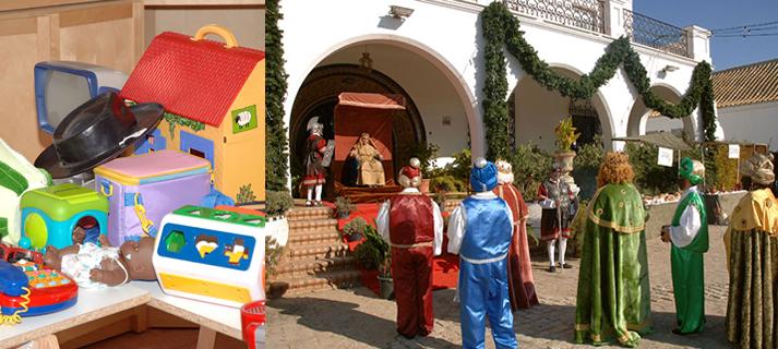 La asociación Amigos del Alamillo iniciará el próximo domingo la campaña de recogida de juguetes en el Parque