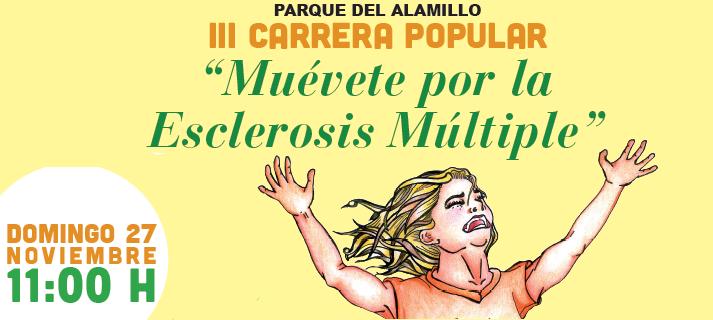 La Asociación Sevillana de Esclerosis Múltiple organiza una carrera popular en el Alamillo