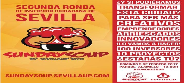 Encuentro colectivo en el Alamillo para promocionar proyectos e ideas que transformen la ciudad de Sevilla