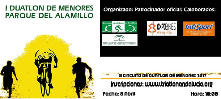 La Federación Andaluza de Triatlón abre el plazo de inscripción para el I Duatlón de Menores del Parque del Alamillo