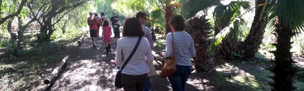 El domingo 1 de octubre se reanudan las visitas guiadas al Vivero del Alamillo